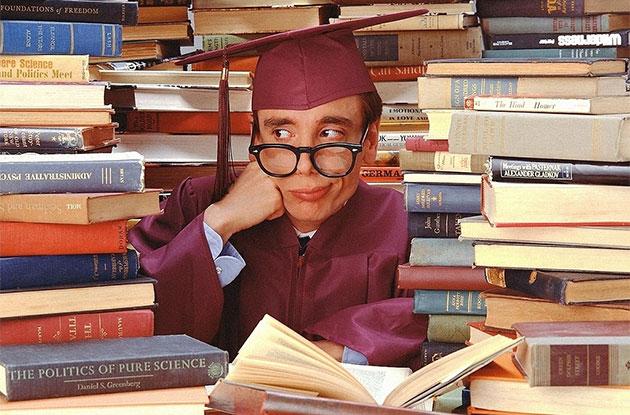 Почему книги не меняют нашу жизнь?