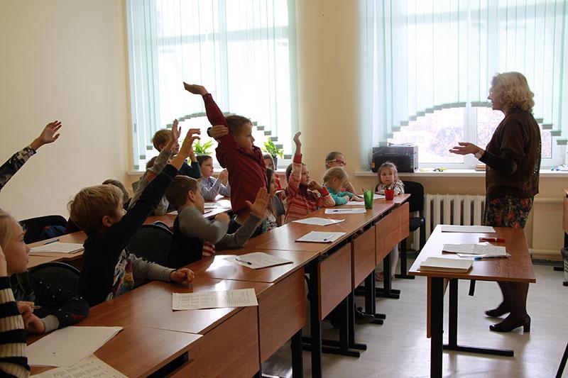 Открытые уроки для детей